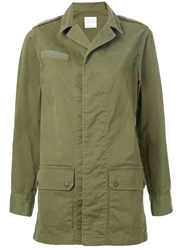 Cityshop French Military Jacket Green