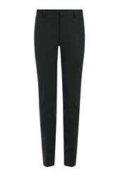 Jil Sander Tailored Pants With Virgin Wool Black