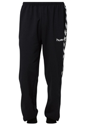 Hummel Stay Authentic Tracksuit Bottoms Black