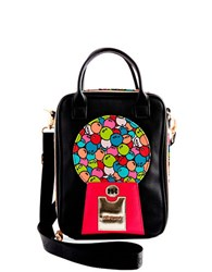 Betsey Johnson Gumball Lunch Tote Multi Colored