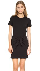 Theory Dakui Dress Black