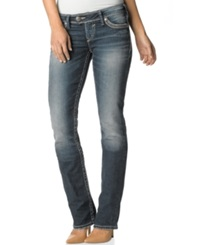 Silver Jeans Tuesday Baby Bootcut Medium Wash