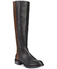 Circus By Sam Edelman Roxie Two Tone Riding Boots Women's Shoes