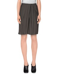 Massimo Rebecchi Skirts Knee Length Skirts Women Lead