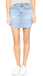 Ag Jeans The Sandy Miniskirt 13 Years Abyss Blue