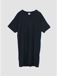 Oak Washed Tee Black Oak
