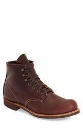 Red Wing Shoes Men's Red Wing 'Blacksmith' Boot Brair Oil Slick Leather