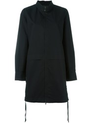 Diesel Black Gold 'Dodi Cab' Coat Black