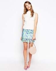 Sister Jane Vega Layer Skirt Multi