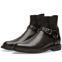 Saint Laurent Army Chelsea Boot Black