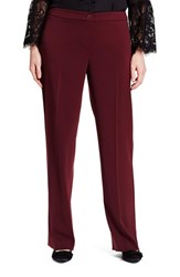 Persona By Marina Rinaldi Plus Size Women's Relatore Straight Leg Pants