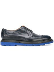 Paul Smith 'Grand' Brogues Blue