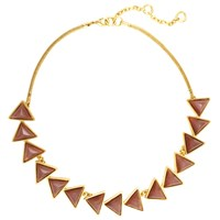 Gerard Yosca Allegheny Necklace Gold