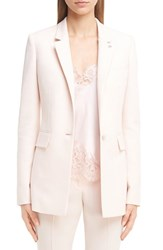 Givenchy Women's Stud Detail Wool Blazer