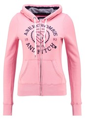 Abercrombie And Fitch Core Tracksuit Top Pink