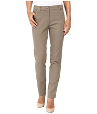 Christin Michaels Ginseng Pants Taupe Women's Casual Pants