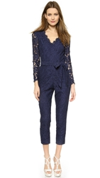 Temperley London Coco Jumpsuit Ink