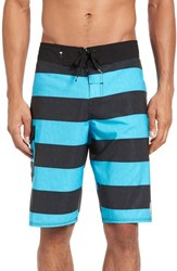 Quiksilver Men's 'Everyday Brigg' Board Shorts Scuba Blue