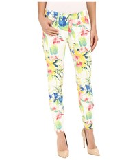 Tommy Bahama Fleur De Lite Pants White Women's Casual Pants