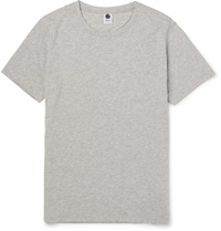 Nn.07 Pima Cotton Blend T Shirt Gray