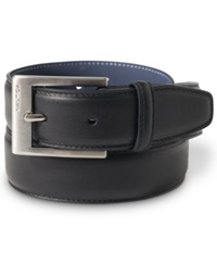 Nautica Glove Nappa Dress Belt Black