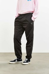 Urban Outfitters Uo Embroidered Nylon Pant Black
