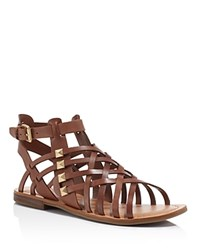 Marc Fisher Fiorela Woven Flat Sandals Compare At 89 Brown
