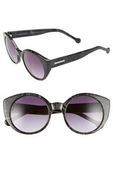 Women's Jonathan Adler 'Monte Carlo' 52Mm Cat Eye Sunglasses