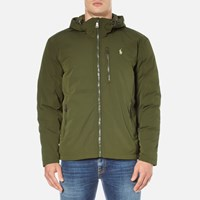 Polo Ralph Lauren Men's Hooded Anorak Armadillo Beige