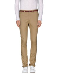 Tommy Hilfiger Denim Trousers Casual Trousers Men Khaki