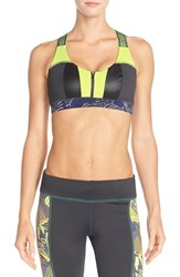 Women's Maaji 'Crossing Trails' Cross Back Sports Bra