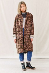 Urban Renewal Recycled Austrian Camo Parka Assorted