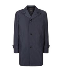 Boss Classic Raincoat Dark Grey