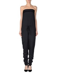 Nocollection Pant Overalls Black