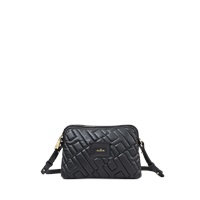 Hogan Duffel Small Quilted Messenger Bag