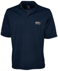 Antigua Men's Short Sleeve Pittsburgh Panthers Polo