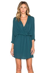 Heartloom X Revolve Celine Dress Green
