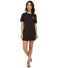 Vans Fumio Tee Dress Black Women's Dress