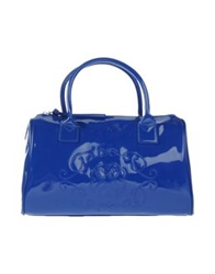 Morgan Handbags Blue
