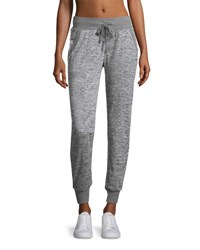 Marc New York Knit Jogger Pants Grey Marle