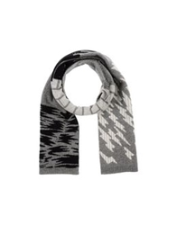 Marc By Marc Jacobs Oblong Scarves Grey