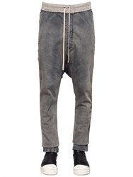 Rick Owens Drkshdw Stretch Denim Jogging Pants