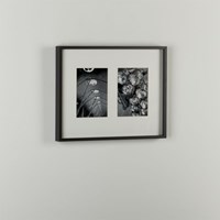 Cb2 Gallery Carbon 2 5X7 Picture Frame