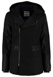 Khujo Anno Winter Coat Black