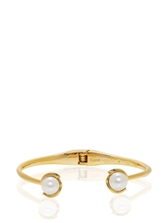 Kate Spade Dainty Sparklers Pearl Cuff Cream