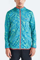 Columbia Byways Buds Hooded Jacket Green Multi