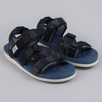 Norse Projects X Suicoke Sandals Dark Navy