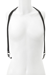 Forever 21 Faux Leather Harness