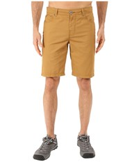 Columbia Bridge To Bluff Shorts Maple Collegiate Navy Men's Shorts Yellow
