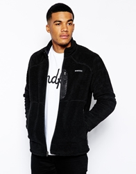 Undefeated Scout Fleece Jacket Black